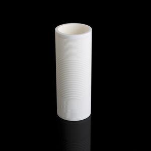 céramique en tube
