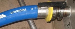 tuyau flexible pour alcool / pour boisson / pour lait / de transport