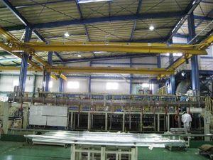 chromage pour applications industrielles