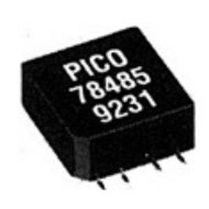 transformateur audio / d'alimentation électrique / encapsulé / pour l'électronique