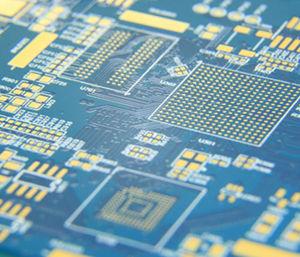 circuit imprimé multicouche