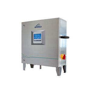 analyseur d'oxygène / de dioxyde de carbone / de gaz de combustion / d'acide