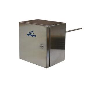 sonde chauffé / de prélèvement de gaz / de process / en inox