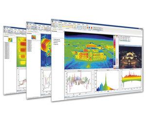 logiciel de traitement d'images / d'automatisation / d'acquisition / analyse de données / d'acquisition d'image