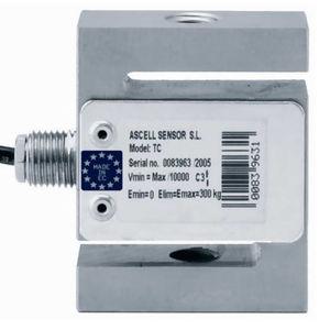capteur de force en traction / en S / OIML / en acier