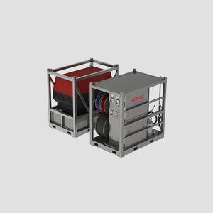unité de test en pression mobile