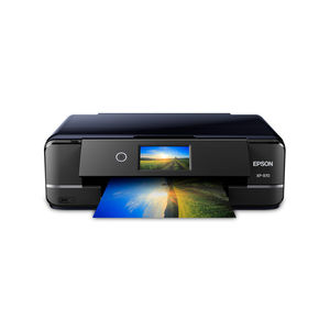imprimante à jet d'encre / de bureau / haute qualité / sans fil