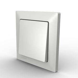 interrupteur à bascule / unipolaire / affleurant / IP44