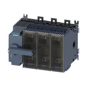 interrupteur-sectionneur fusible