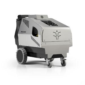 machine de lavage à eau / à chaud / manuelle / pour applications alimentaires