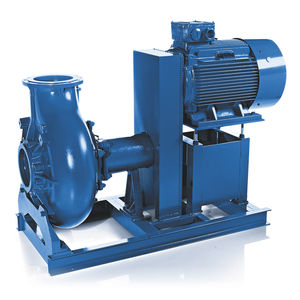 pompe pour eaux usées / électrique / centrifuge / industrielle