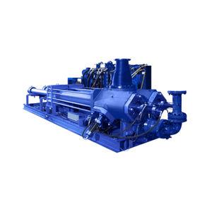 pompe à graisse / à vérin hydraulique / auto-amorçante / industrielle
