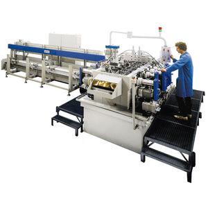 machine transfert linéaire / NC / 16 positions / 7 positons