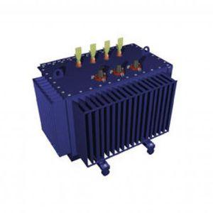 transformateur de distribution / immergé / intérieur / extérieur
