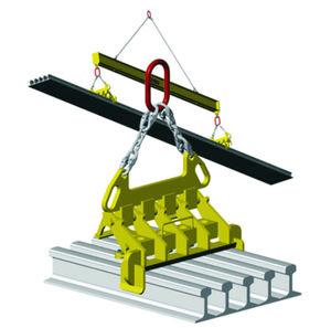 pince de levage multi-rail / verticale / manuelle
