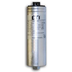 condensateur à film de polypropylène / cylindrique / de correction de facteur de puissance / triphasé