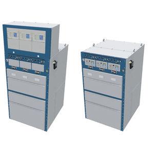 appareillage de commutation unipolaire / triphasé / moyenne tension / compact