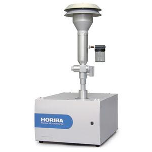 analyseur de particules / de concentration / élémentaire / benchtop