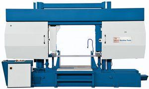 scie à ruban / pour acier / semi-automatique / horizontale