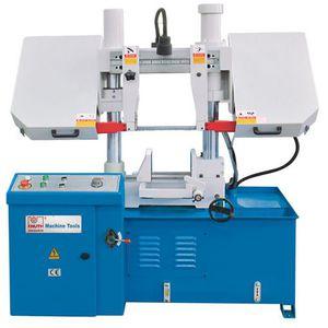 machine à scier semi-automatique / à ruban / pour métaux / hydraulique