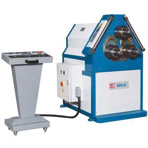 cintreuse hydraulique / de tubes / de profilés / horizontale