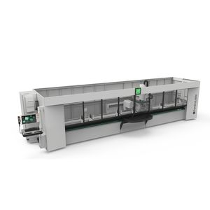centre d'usinage CNC 4 axes