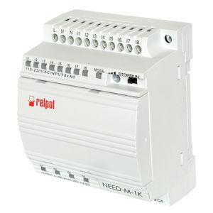module relais programmable / DC / AC / à montage sur rail DIN