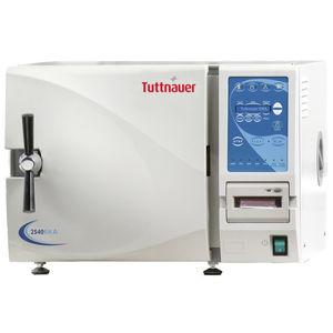 autoclave de laboratoire / à chargement frontal / haute pression / compact