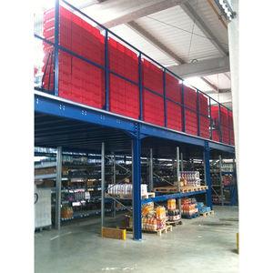 mezzanine industrielle pour plate-forme
