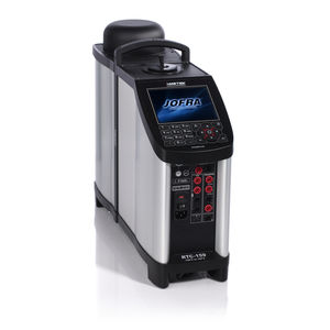calibrateur de température / pour capteur de température / industriel / portable