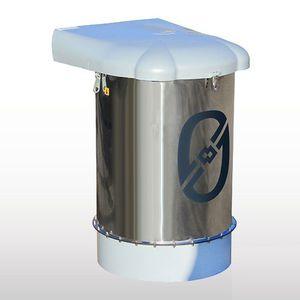 unité de filtration de pression / de poussières / en acier inoxydable