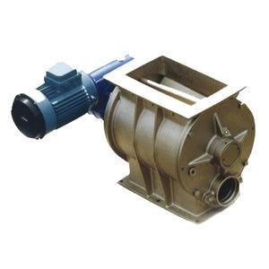écluse rotative pour transport pneumatique