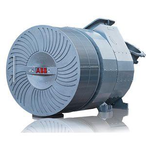 turbocompresseur moteur à deux temps / mono-étagé / pour moteur diesel / pour applications marines