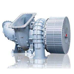 turbocompresseur compact / mono-étagé / moteur à deux temps / pour moteur diesel