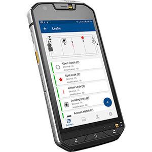 application mobile de reporting