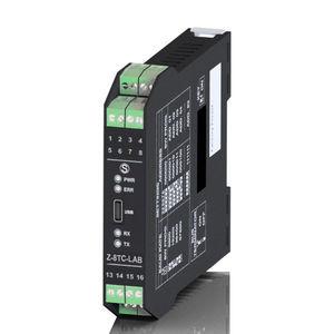 convertisseur numérique / série / Modbus RTU / pour thermocouple
