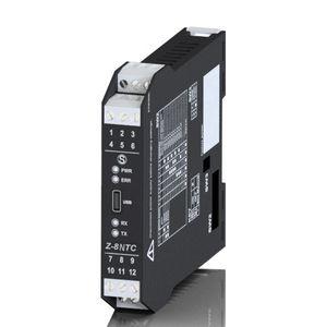 convertisseur numérique / série / Modbus RTU / sur rail DIN