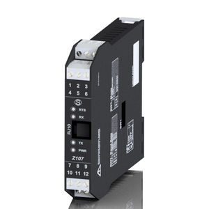 convertisseur de signal / série / RS-232 / RS-485