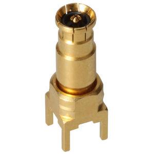 connecteur radio-fréquence / coaxial / DIN / droit