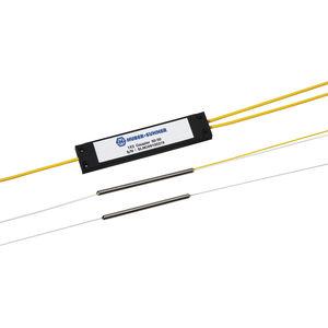 coupleur de fibres / de faisceau à fibre optiques / monomode / toutes bandes