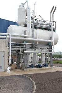 désaérateur d'eau