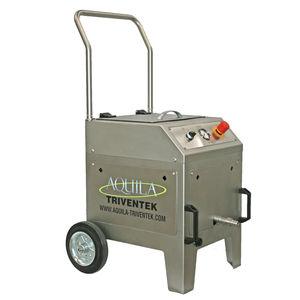 machine de nettoyage à glace sèche / pour l'industrie agroalimentaire / pour l'industrie de la plasturgie
