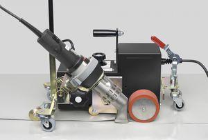 machine de soudage à air chaud / AC / automatique / pour PVC