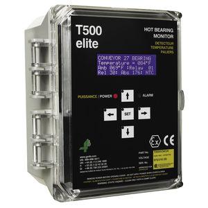 appareil de surveillance de température / de vitesse / de niveau / d'alignement