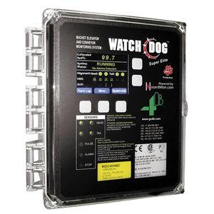 appareil de surveillance pour convoyeur à bande