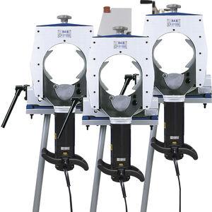 machine à tronçonner et à chanfreiner orbitale / portable