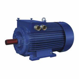 moteur pour grue / triphasé / 400 V / 6 pôles
