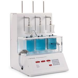 appareil de test de désagrégation / de comprimés / automatique / compact
