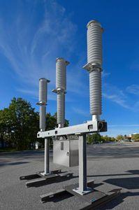 disjoncteur à vide / isolé au gaz SF6 / moyenne tension / haute tension