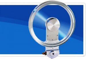 fenêtre rotative pour centre d'usinage